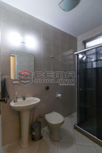 banheiro - Apartamento 2 quartos à venda Tijuca, Zona Norte RJ - R$ 468.000 - LAAP25047 - 17