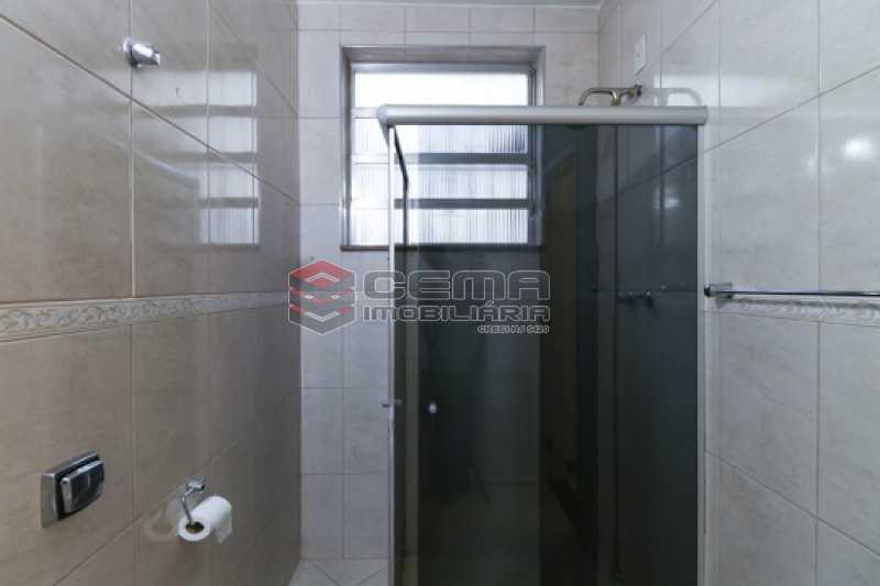banheiro - Apartamento 2 quartos à venda Tijuca, Zona Norte RJ - R$ 468.000 - LAAP25047 - 18