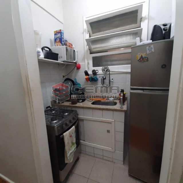Cozinha - Apartamento 1 quarto à venda Copacabana, Zona Sul RJ - R$ 545.000 - LAAP12809 - 9