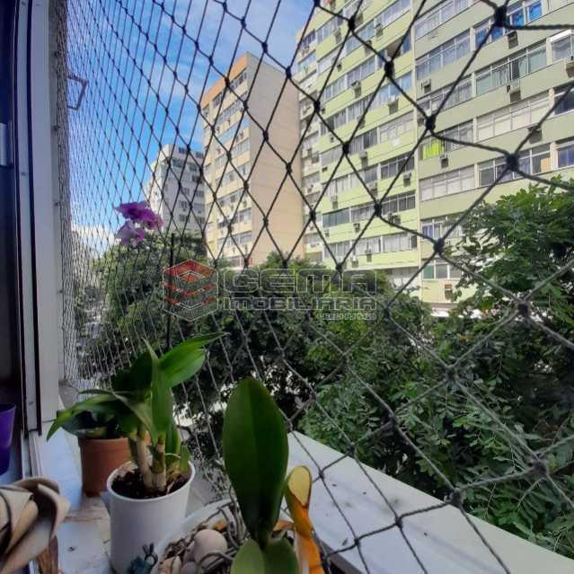 Janela - Apartamento 1 quarto à venda Copacabana, Zona Sul RJ - R$ 545.000 - LAAP12809 - 8