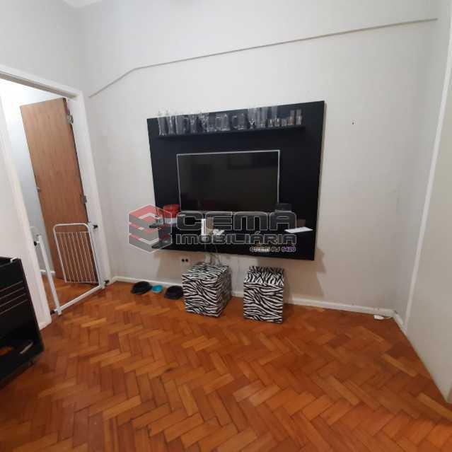 sala vista 2 - Apartamento 1 quarto à venda Copacabana, Zona Sul RJ - R$ 545.000 - LAAP12809 - 1