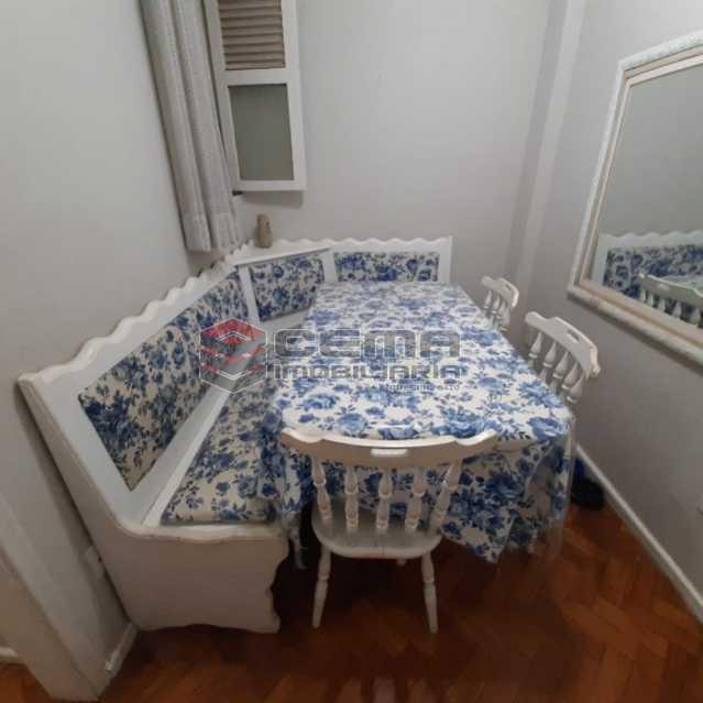 Saleta - Apartamento 1 quarto à venda Copacabana, Zona Sul RJ - R$ 545.000 - LAAP12809 - 3