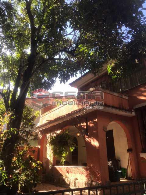 1 - Casa 6 quartos à venda Laranjeiras, Zona Sul RJ - R$ 2.700.000 - LACA60026 - 1