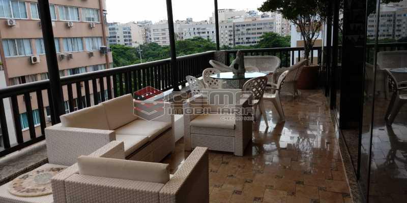 2 - Cobertura 5 quartos à venda Ipanema, Zona Sul RJ - R$ 13.000.000 - LACO50021 - 12
