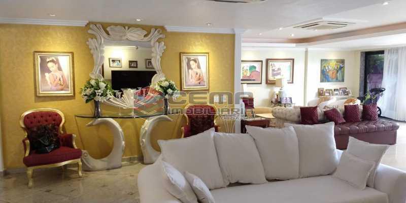 7 - Cobertura 5 quartos à venda Ipanema, Zona Sul RJ - R$ 13.000.000 - LACO50021 - 8