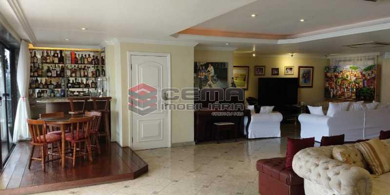 9 - Cobertura 5 quartos à venda Ipanema, Zona Sul RJ - R$ 13.000.000 - LACO50021 - 10