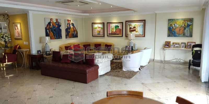 10 - Cobertura 5 quartos à venda Ipanema, Zona Sul RJ - R$ 13.000.000 - LACO50021 - 11