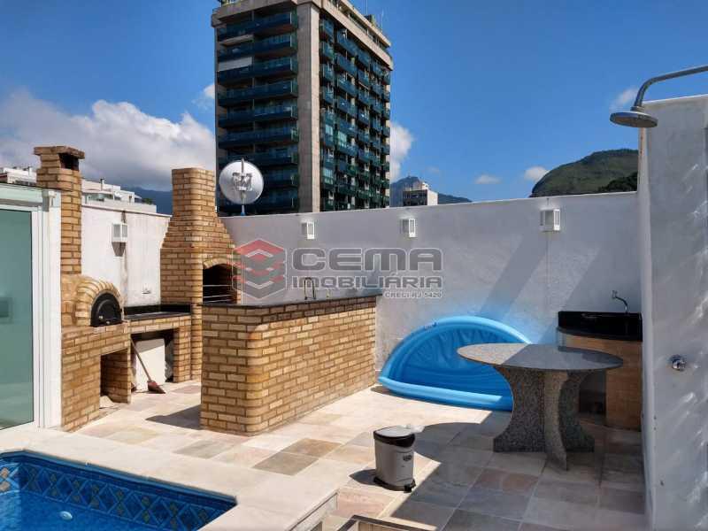 28 - Cobertura 5 quartos à venda Ipanema, Zona Sul RJ - R$ 13.000.000 - LACO50021 - 30