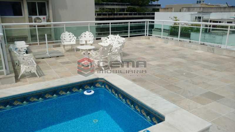 32 - Cobertura 5 quartos à venda Ipanema, Zona Sul RJ - R$ 13.000.000 - LACO50021 - 31