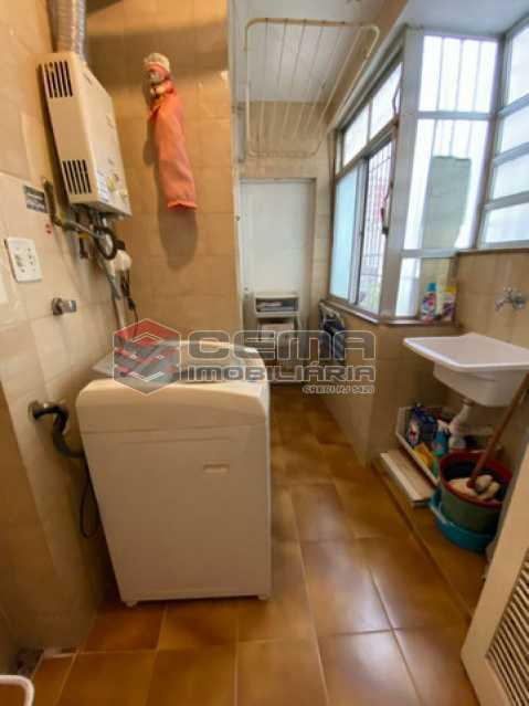 ÁREA SERVIÇO VISTA 2 - Apartamento 2 quartos à venda Ipanema, Zona Sul RJ - R$ 890.000 - LAAP25061 - 17