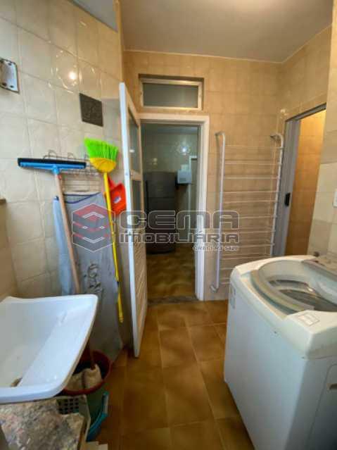 ÁREA SERVIÇO - Apartamento 2 quartos à venda Ipanema, Zona Sul RJ - R$ 890.000 - LAAP25061 - 16