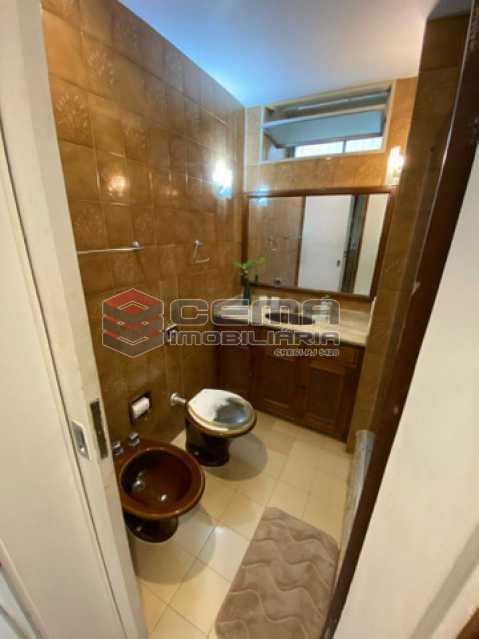 BANHEIRO VISTA 2 - Apartamento 2 quartos à venda Ipanema, Zona Sul RJ - R$ 890.000 - LAAP25061 - 11