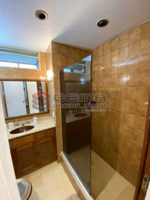 BANHEIRO VISTA 3 - Apartamento 2 quartos à venda Ipanema, Zona Sul RJ - R$ 890.000 - LAAP25061 - 10
