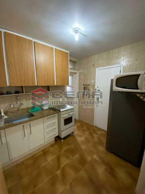COZINHA VISTA 2 - Apartamento 2 quartos à venda Ipanema, Zona Sul RJ - R$ 890.000 - LAAP25061 - 14