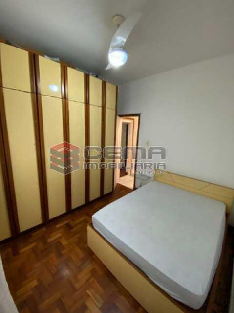 Quarto 1 - Apartamento 2 quartos à venda Ipanema, Zona Sul RJ - R$ 890.000 - LAAP25061 - 4