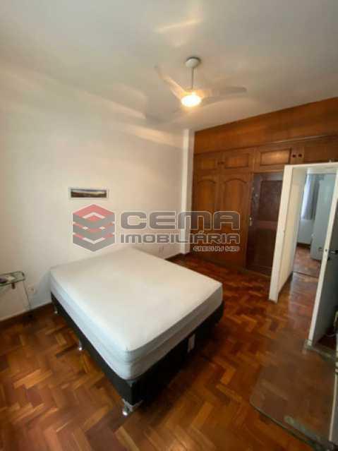 QUARTO 2 - Apartamento 2 quartos à venda Ipanema, Zona Sul RJ - R$ 890.000 - LAAP25061 - 7