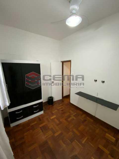 QUARTO 3 REVERTIDO - Apartamento 2 quartos à venda Ipanema, Zona Sul RJ - R$ 890.000 - LAAP25061 - 8