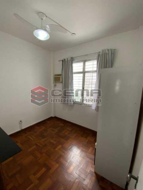 QUARTO 3 VISTA 2 - Apartamento 2 quartos à venda Ipanema, Zona Sul RJ - R$ 890.000 - LAAP25061 - 6