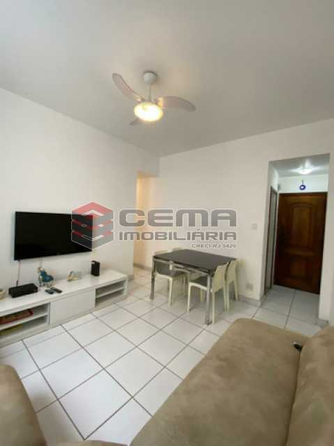 SALA - Apartamento 2 quartos à venda Ipanema, Zona Sul RJ - R$ 890.000 - LAAP25061 - 3