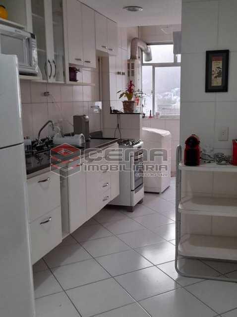 cozinha - Apartamento 3 quartos à venda Lagoa, Zona Sul RJ - R$ 1.120.000 - LAAP34299 - 9
