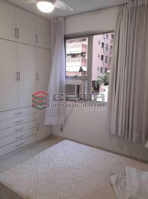 quarto 1 - Apartamento 3 quartos à venda Lagoa, Zona Sul RJ - R$ 1.120.000 - LAAP34299 - 5