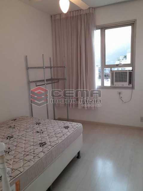 quarto 2 - Apartamento 3 quartos à venda Lagoa, Zona Sul RJ - R$ 1.120.000 - LAAP34299 - 7