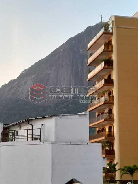 vista - Apartamento 3 quartos à venda Lagoa, Zona Sul RJ - R$ 1.120.000 - LAAP34299 - 1