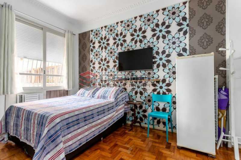 quarto e sala vista 2 - Apartamento 1 quarto à venda Copacabana, Zona Sul RJ - R$ 364.000 - LAAP12811 - 3