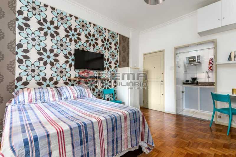quarto e sala - Apartamento 1 quarto à venda Copacabana, Zona Sul RJ - R$ 364.000 - LAAP12811 - 9