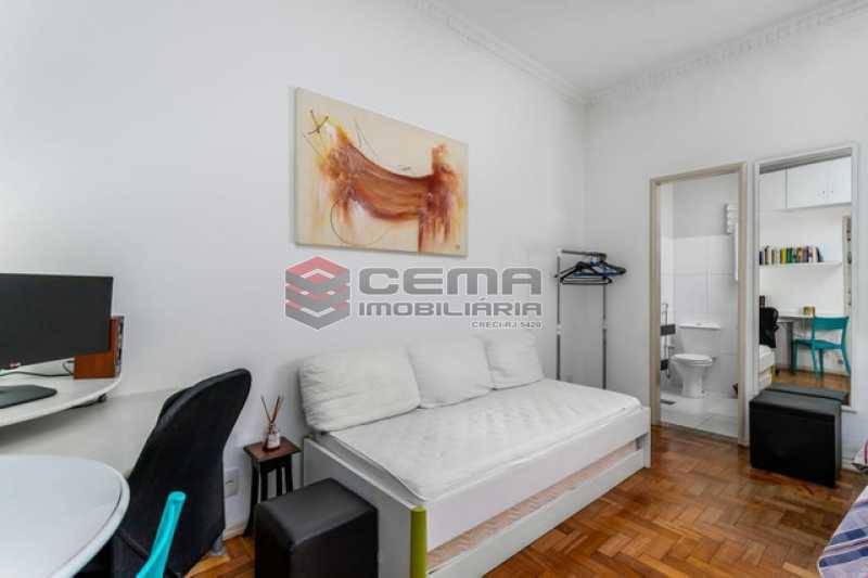 vista da sala - Apartamento 1 quarto à venda Copacabana, Zona Sul RJ - R$ 364.000 - LAAP12811 - 1