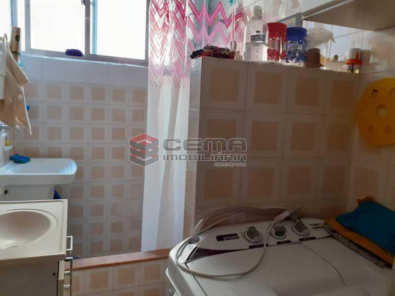 3 - Casa de Vila 3 quartos à venda Catete, Zona Sul RJ - R$ 1.400.000 - LACV30052 - 6