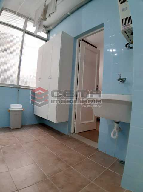 área de serviço - tres quartos Copacabana - LAAP34301 - 17