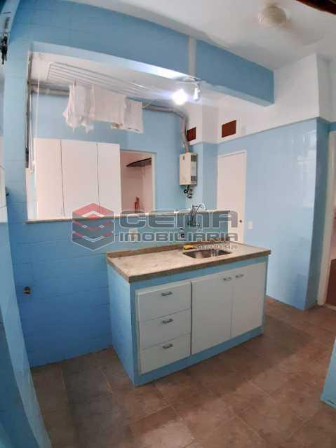 cozinha  - tres quartos Copacabana - LAAP34301 - 15