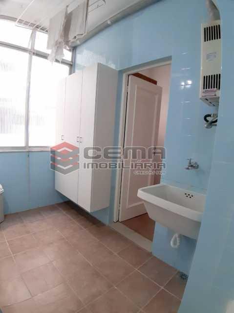 área de serviço  - tres quartos Copacabana - LAAP34301 - 18