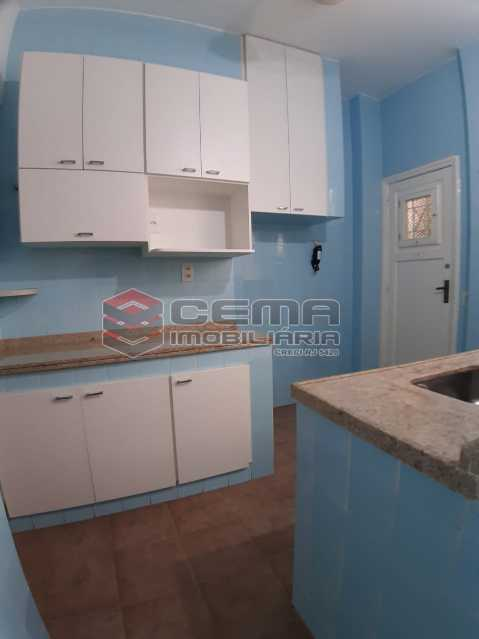 cozinha  - tres quartos Copacabana - LAAP34301 - 14