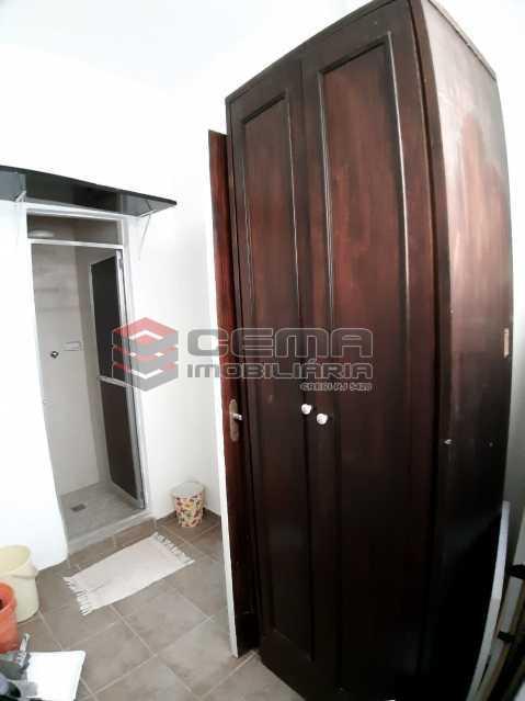 quarto de serviço  - tres quartos Copacabana - LAAP34301 - 20