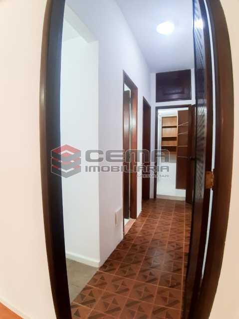 corredor  - tres quartos Copacabana - LAAP34301 - 23