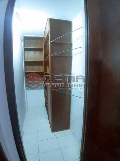 armário do corredor  - tres quartos Copacabana - LAAP34301 - 24