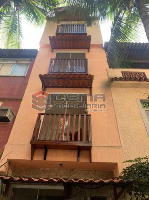605140737174487 - Casa de Vila 4 quartos à venda Flamengo, Zona Sul RJ - R$ 850.000 - LACV40029 - 4