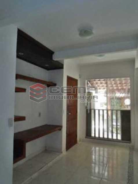2 - Casa de Vila 4 quartos à venda Flamengo, Zona Sul RJ - R$ 850.000 - LACV40029 - 3