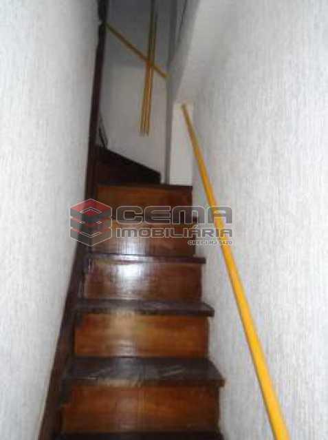 escada - Casa de Vila 4 quartos à venda Flamengo, Zona Sul RJ - R$ 850.000 - LACV40029 - 15