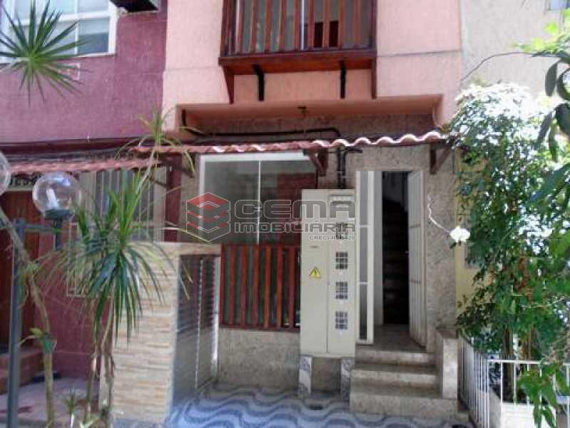 1 - Casa de Vila 4 quartos à venda Flamengo, Zona Sul RJ - R$ 850.000 - LACV40029 - 1