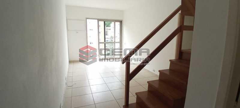 1-sala - Cobertura 3 quartos à venda Lagoa, Zona Sul RJ - R$ 2.000.000 - LACO30296 - 1