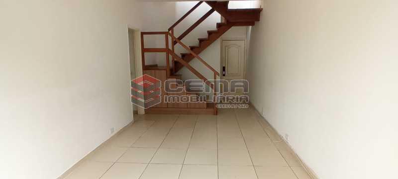 3-sala - Cobertura 3 quartos à venda Lagoa, Zona Sul RJ - R$ 2.000.000 - LACO30296 - 4