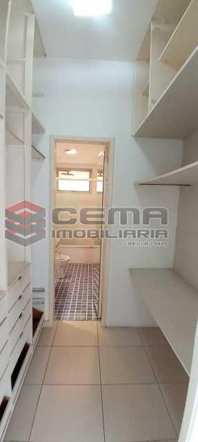 8-closet - Cobertura 3 quartos à venda Lagoa, Zona Sul RJ - R$ 2.000.000 - LACO30296 - 9