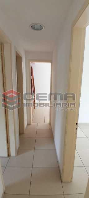 10-circulação - Cobertura 3 quartos à venda Lagoa, Zona Sul RJ - R$ 2.000.000 - LACO30296 - 11