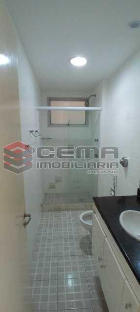 11-banheiro social - Cobertura 3 quartos à venda Lagoa, Zona Sul RJ - R$ 2.000.000 - LACO30296 - 12