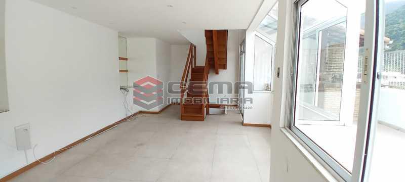 19-salão 2º piso - Cobertura 3 quartos à venda Lagoa, Zona Sul RJ - R$ 2.000.000 - LACO30296 - 20