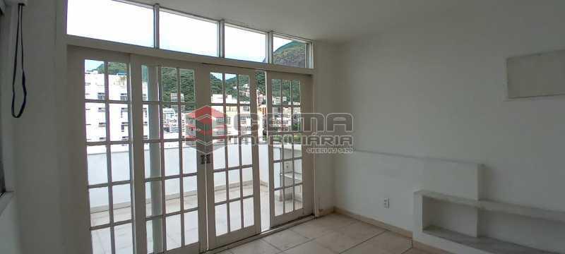 24-sala/quarto 3º piso - Cobertura 3 quartos à venda Lagoa, Zona Sul RJ - R$ 2.000.000 - LACO30296 - 25