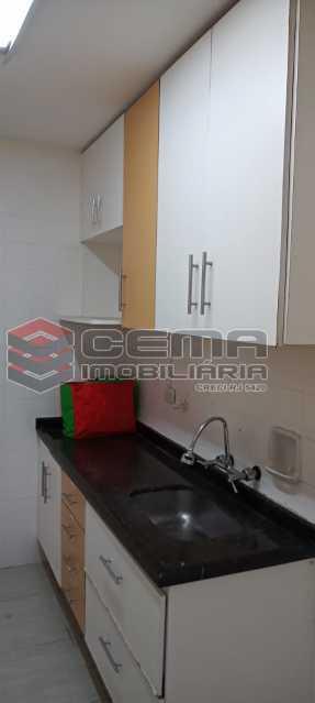 12 - cozinha - Cobertura 3 quartos à venda Lagoa, Zona Sul RJ - R$ 2.000.000 - LACO30296 - 13